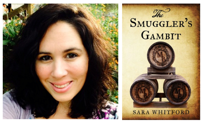 Sara Whitford - The Smuggler's Gambit
