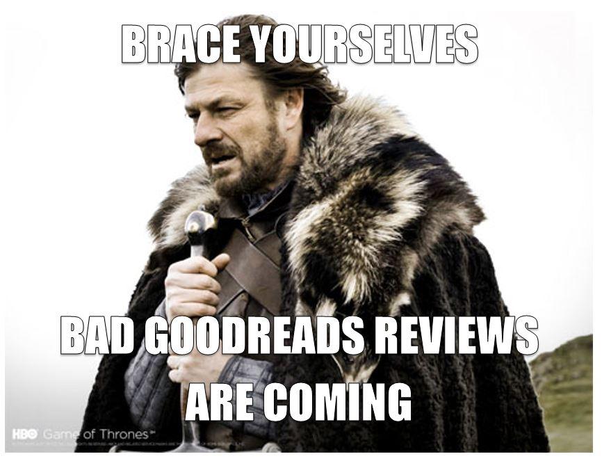 Ned Stark - Brace Yourselves