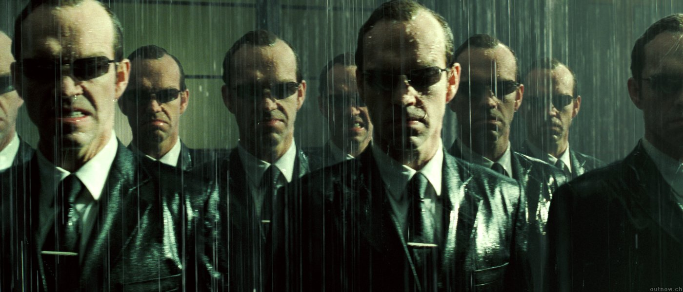 The Matrix - Smith Clones