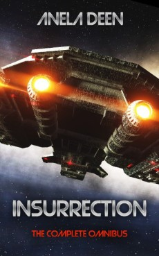 Insurrection by Anela Deen